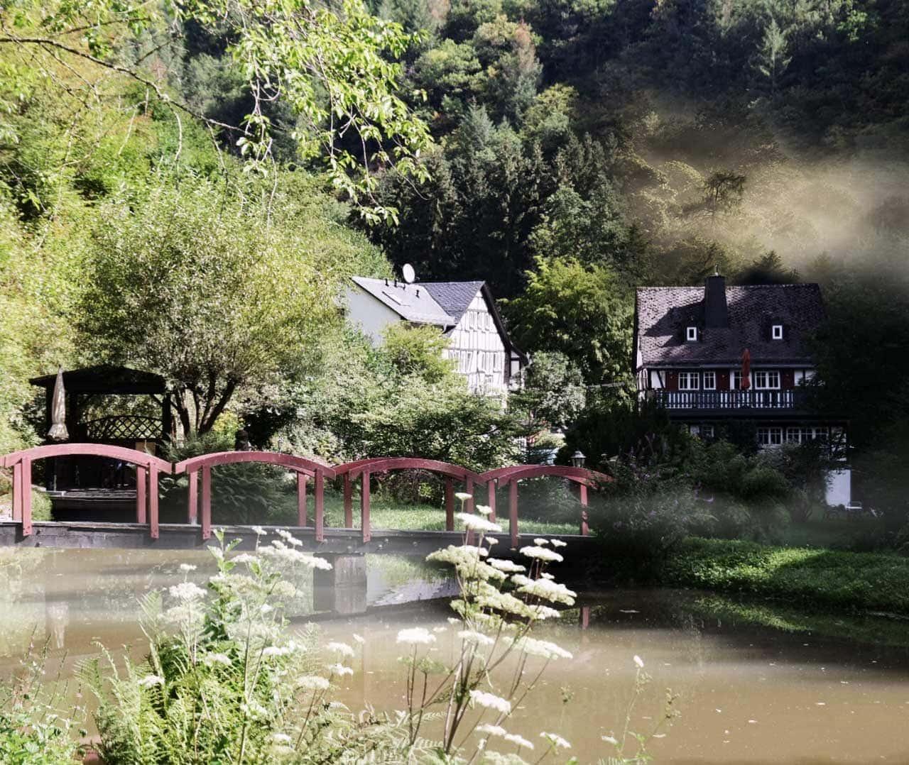 Mühle von Aussen