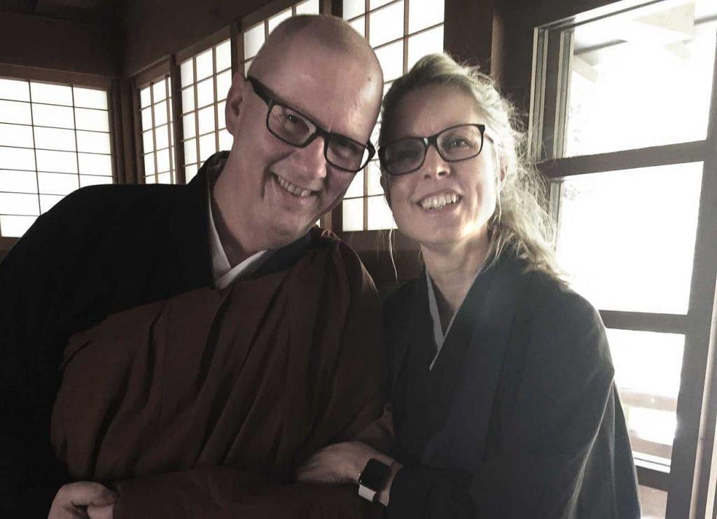 Michael HoKai und Pia Österle